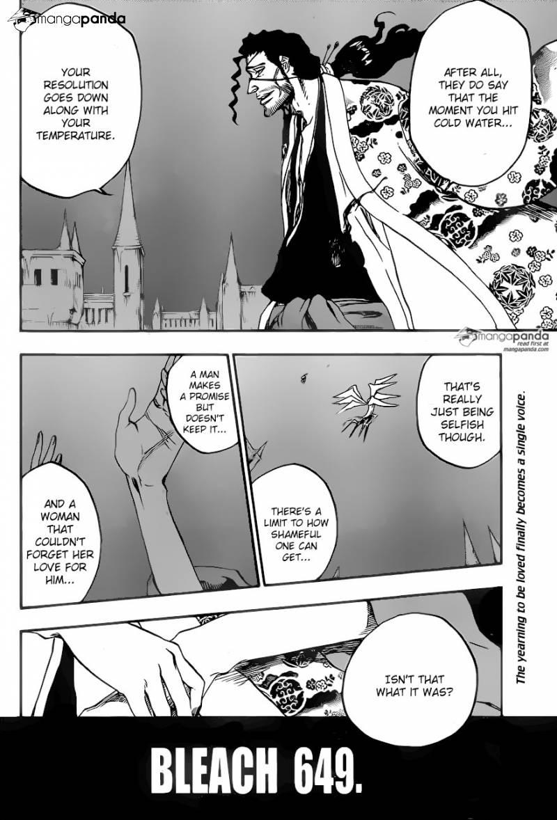 Bleach - Chapter 672