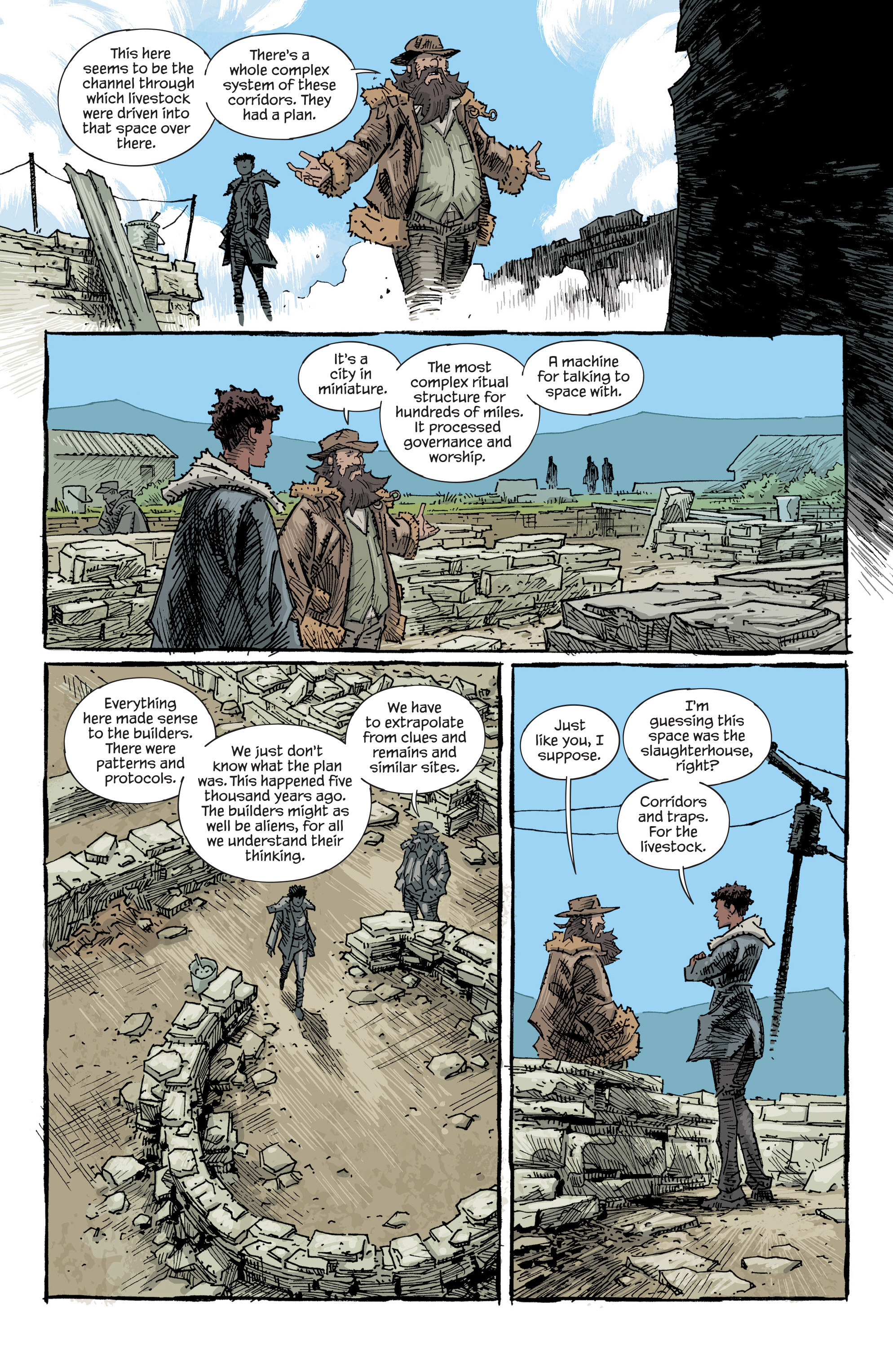 Read online Trees comic -  Issue #13 - 7