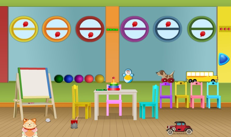 Baby Hungry Escape Walkthrough
