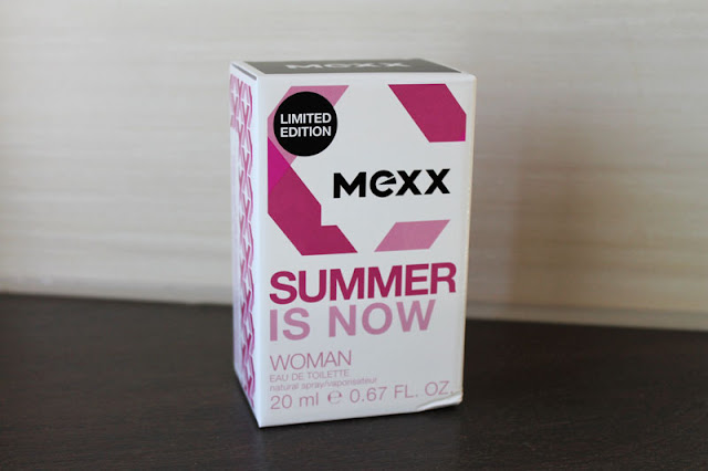 Summer Is Now Woman EdT von Mexx