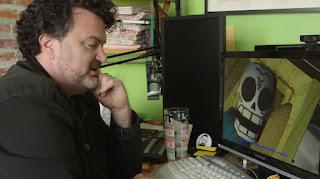 Tim Schafer - Grim Fandango