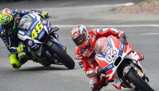 Rossi Pesimistis Kalahkan Ducati di MotoGP Austria 2016