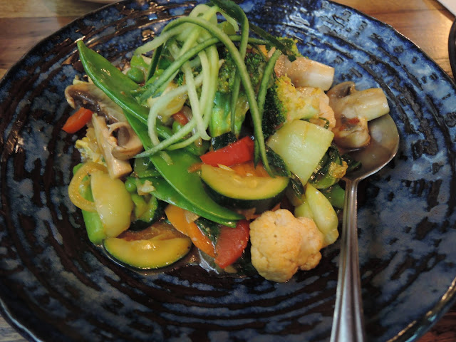 tsel nazom; stir fried vegetables; tibetan food;  shimbu