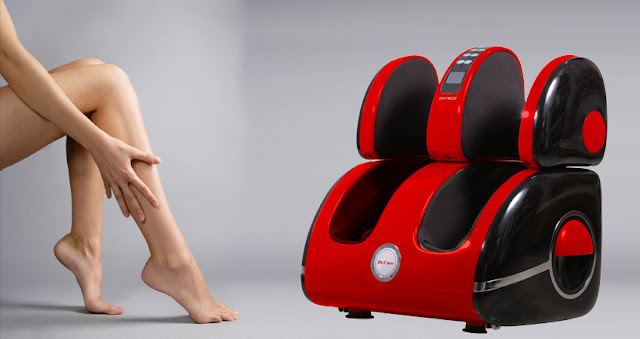 Cách sử dụng và bảo quản máy massage chân đúng cách