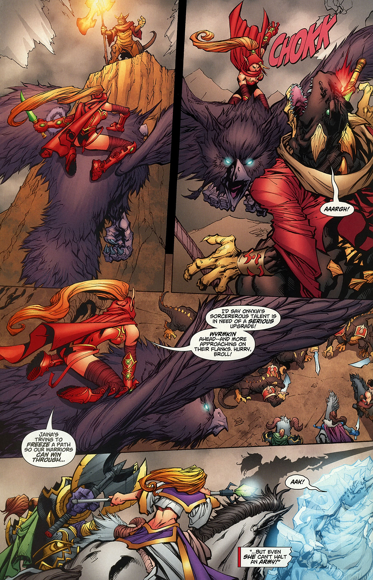 Read online World of Warcraft comic -  Issue #14 - 4
