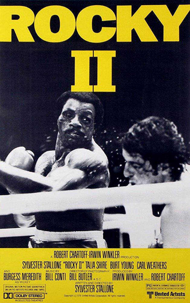 Rocky 2 (1979) ταινιες online seires xrysoi greek subs