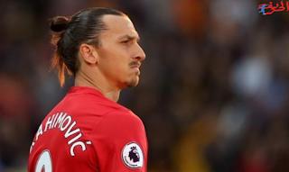 مورينيو: ابراهيموفيتش سيغادر مانشستر يونايتد في نهاية الموسم
