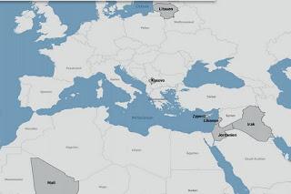 Hapus Israel dari Peta Dunia