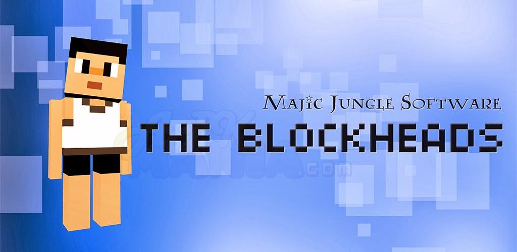 The Blockheads v1.4 - Apk Java Game App