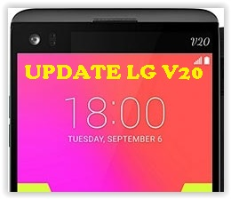 How to Update Firmware on LG V20 Via OTA and Manually Update