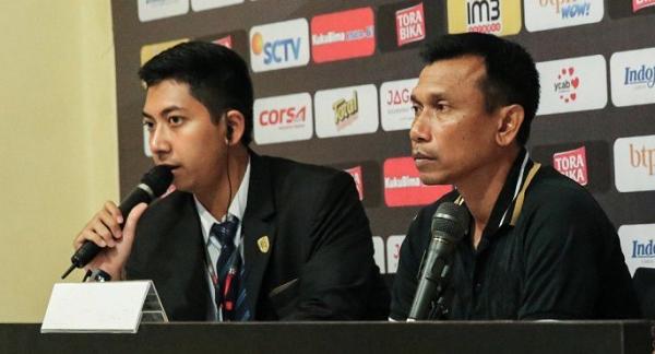 Bali United Resmi Dilatih Widodo C Putro