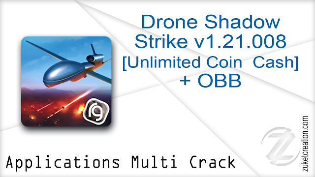 Drone Shadow Strike v1.21.008 [Unlimited Coin  Cash]