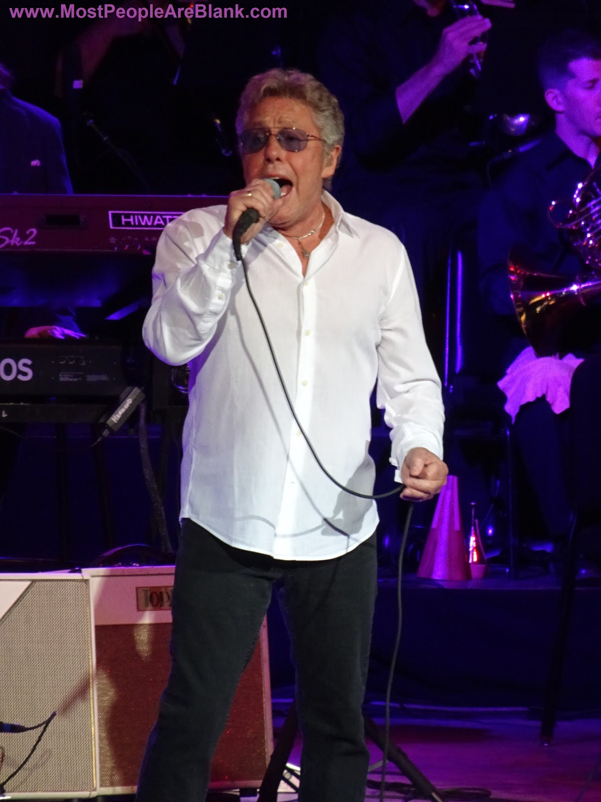 8fa1bc8a5d0dfd Most People Are blank  Roger Daltrey performs The Who s