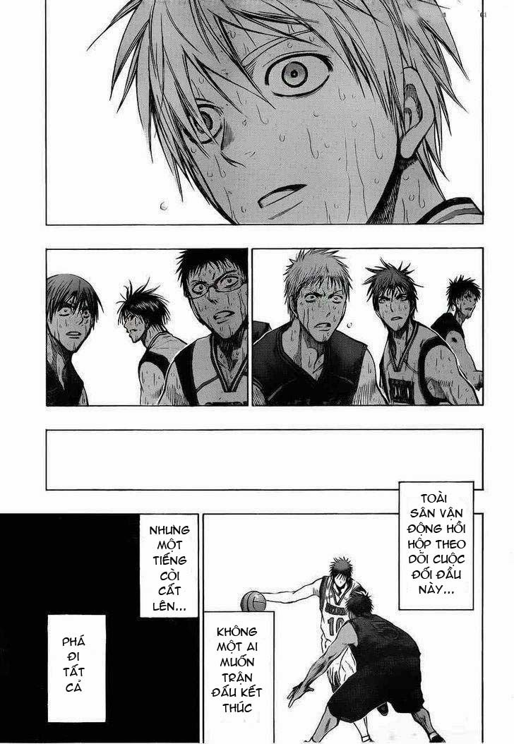 Kuroko No Basket chap 136 trang 8