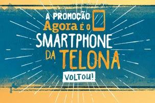 Promoção Jornal Agora 2017 Smartphone da Telona Agora