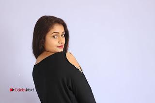 Actress Kiran Chetwani Pictures in Black Jeans at Lakshmidevi Samarpinchu Nede Chudandi Platinum Disc Function  0176