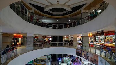Talat Sao Mall in Vientiane
