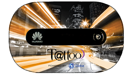 Tattoo 4G Mobile WiFi