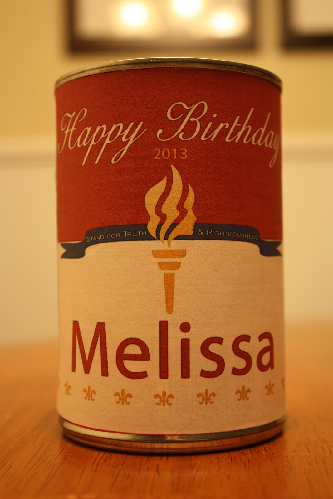Young Women Birthday Gifts In A Can