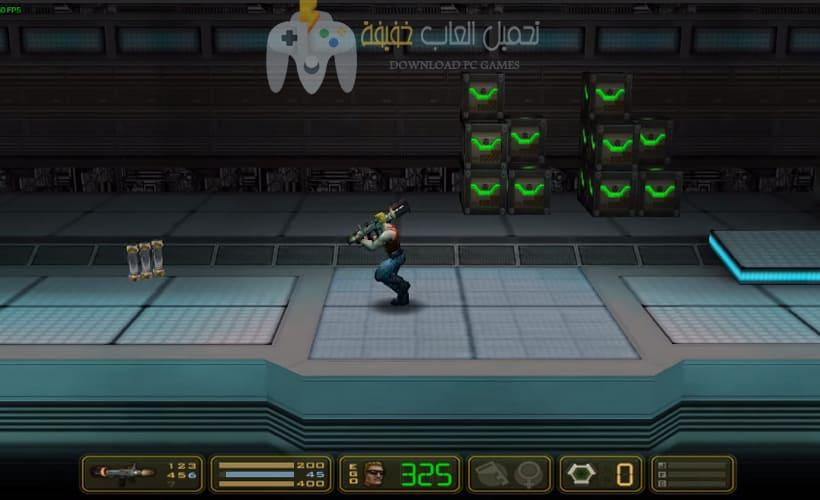 تحميل لعبة Duke Nukem من ميديا فاير