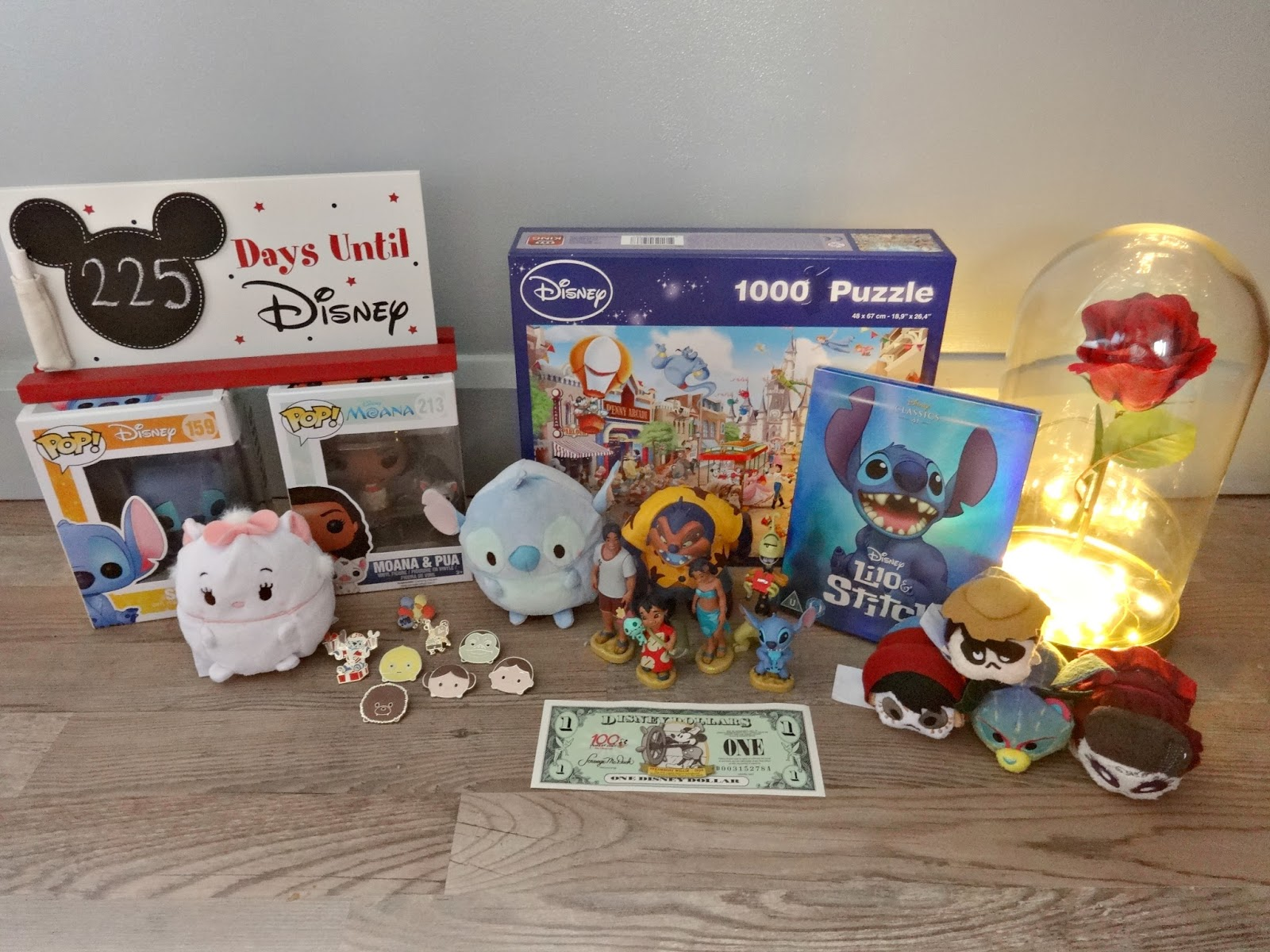 Collective Disney Haul