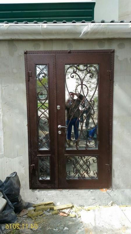 Входные металлические двери Севастополь