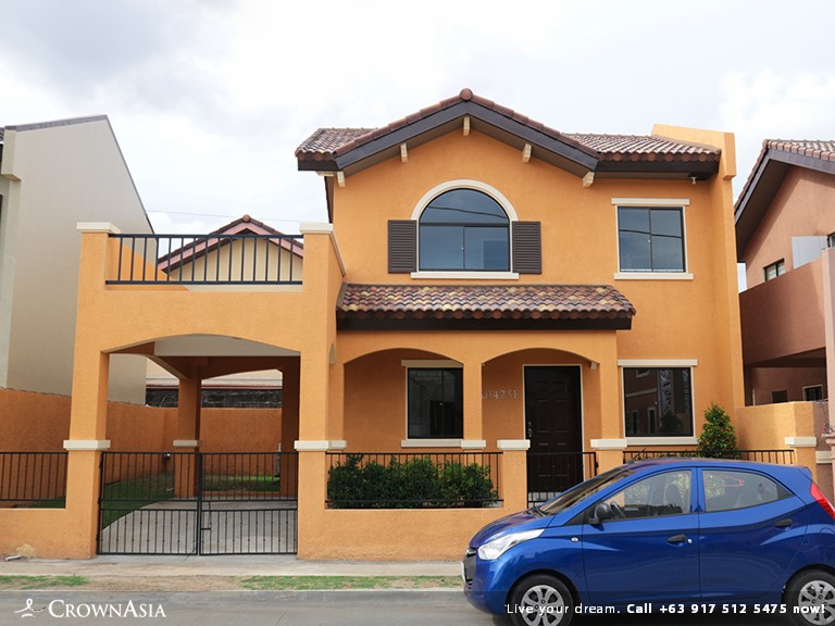 Levanzo at The Island Park - Designer 142| Crown Asia Prime House for Sale in Dasmarinas Cavite