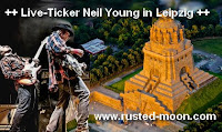 Live-Ticker Neil Young Leipzig