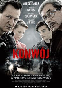 """Recenzja filmu """"Konwój"""" [2017]"""