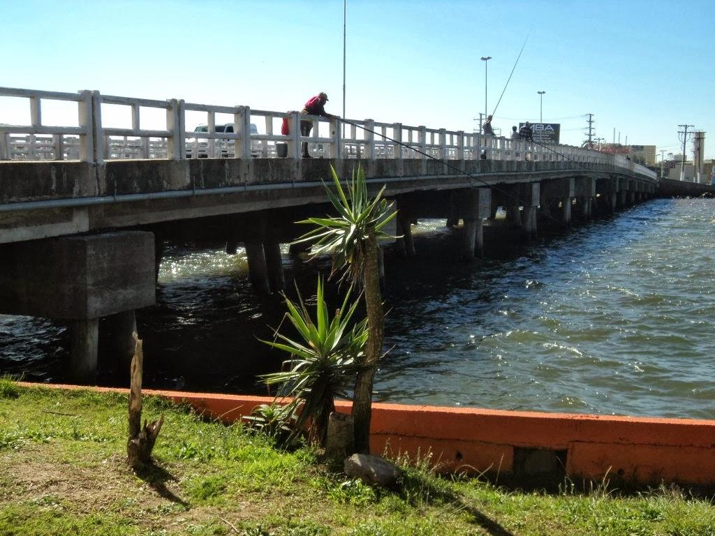 Ponte da Sardinha: Liga Tramandaí e Imbé