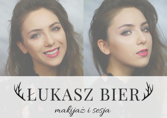 makijaż dla blogerki | Łukasz Bier Laura Witkowska
