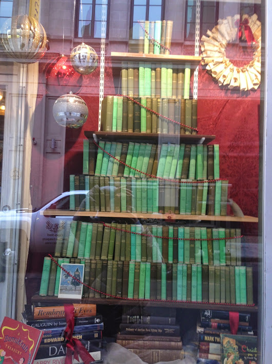 Christmas Literary Links