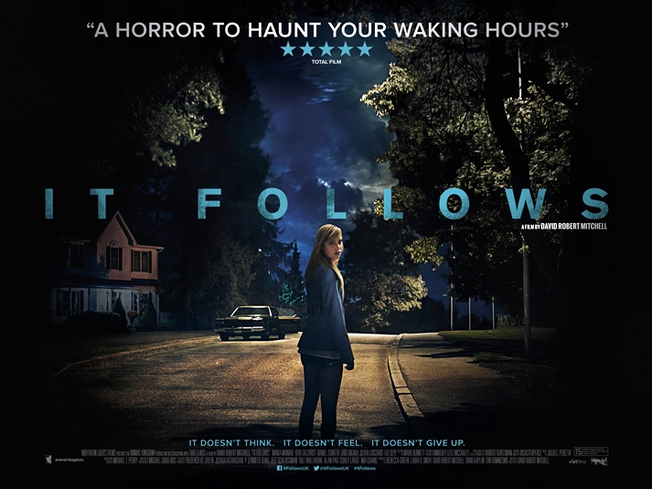 Póster: It follows