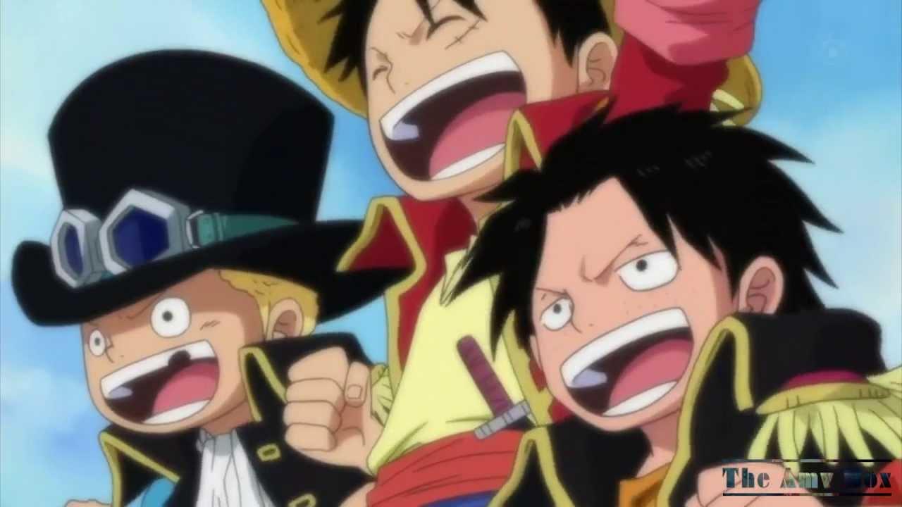 Ace Sabo Luffy Hd: صور لوفي&ايس&سابو من انمي ون بيس HD