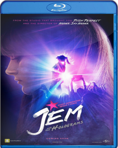 Jem and the Holograms [BD25] [2015] [Latino]