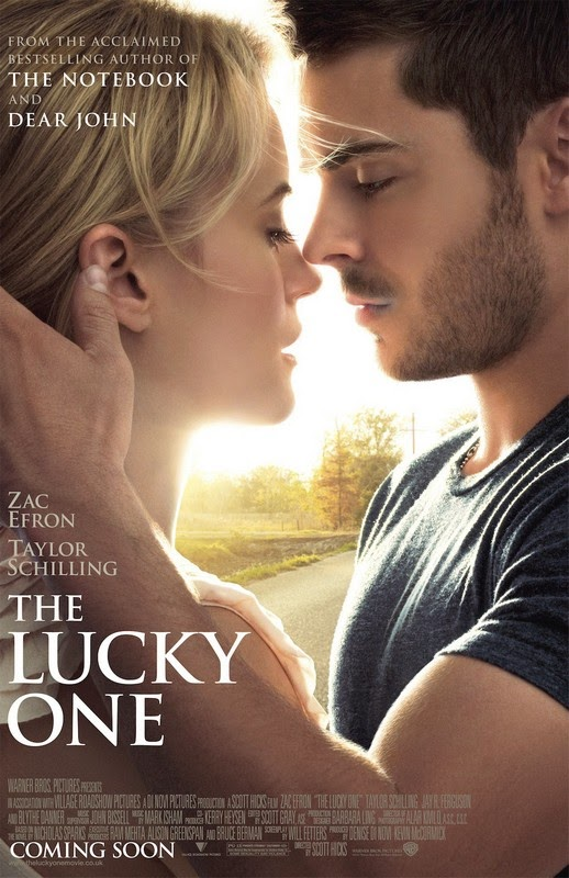 The Lucky One (2012) ταινιες online seires oipeirates greek subs