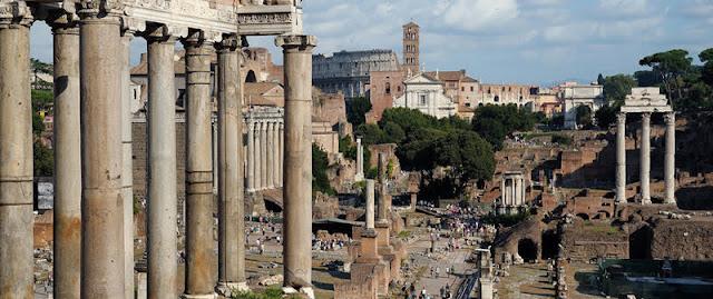 Rome, Via Sacra