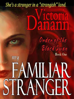 Book One - My Familiar Stranger: Romancing the Vampire Hunters (nominated for Reviewers Choice Best Paranormal Romance of 2012)
