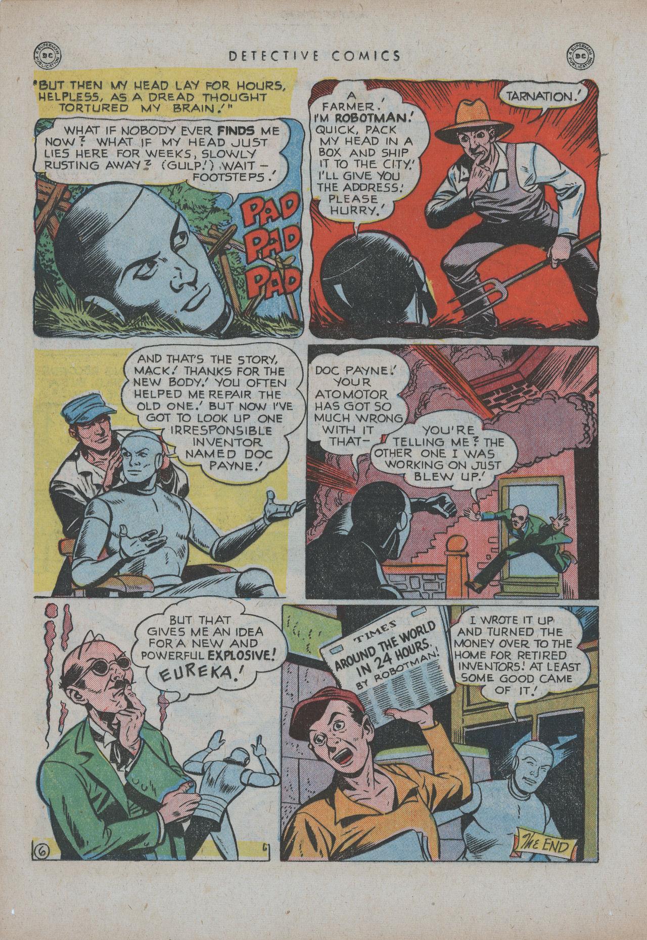 Detective Comics (1937) 151 Page 21