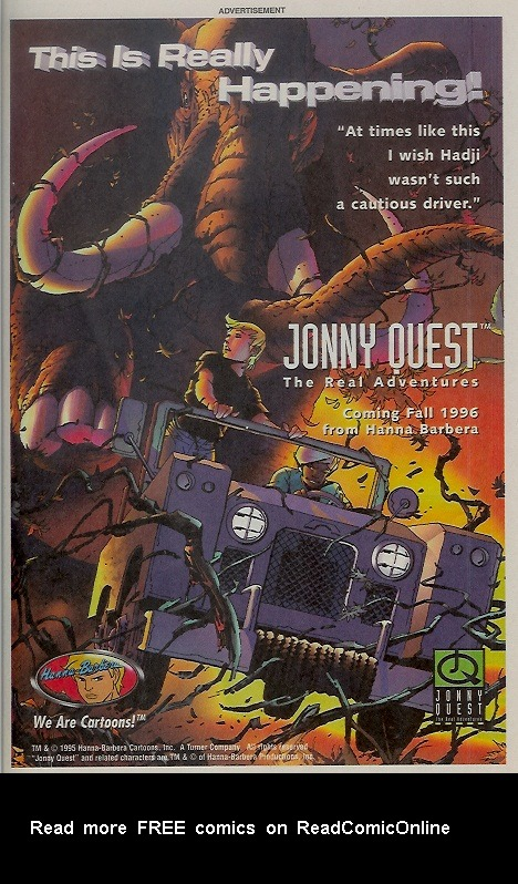 Read online Scooby-Doo (1995) comic -  Issue #9 - 19