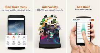 Buzz Launcher-Smart&Free Theme
