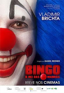 Bingo - O Rei das Manhãs - filme