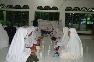 GPMP Berbagi Buka Puasa Bersama Santri Hidayatullah Kupang Barat NTT