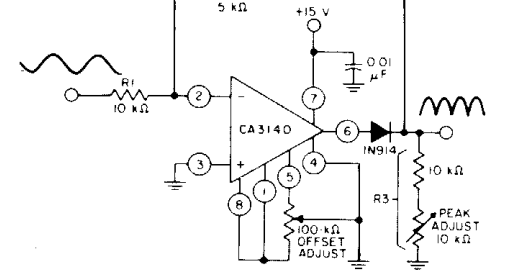 Schematic Diagram: Build a Full Wave Rectifier Wiring