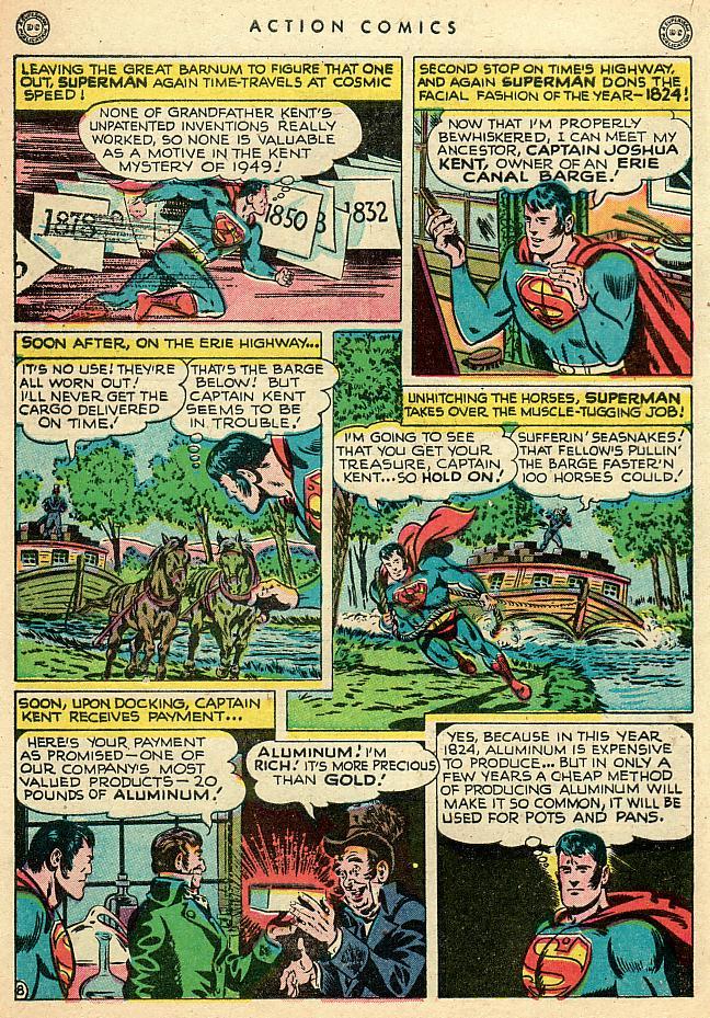 Action Comics (1938) 132 Page 8
