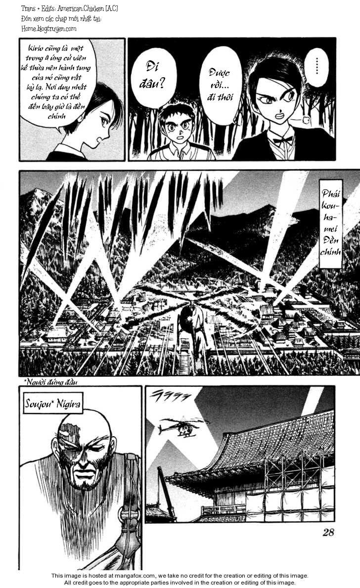 Ushio and Tora Chap 151 - Truyen.Chap.VN