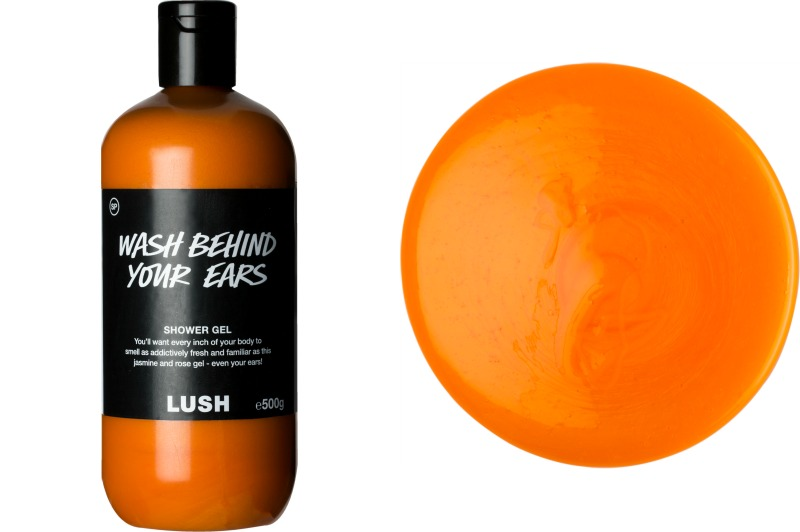 Lush Wash Behind Your Ears Duschgel