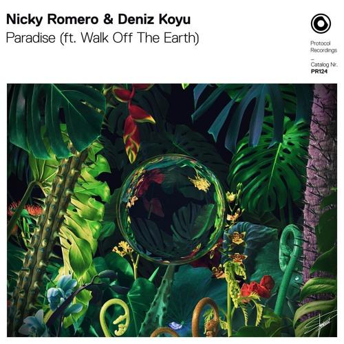 "Nicky Romero & Deniz Koyu Unveil Dreamy Single ""Paradise"" ft. Walk Off the Earth"