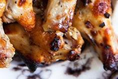 Honey Mustard Chicken Wings Recipe