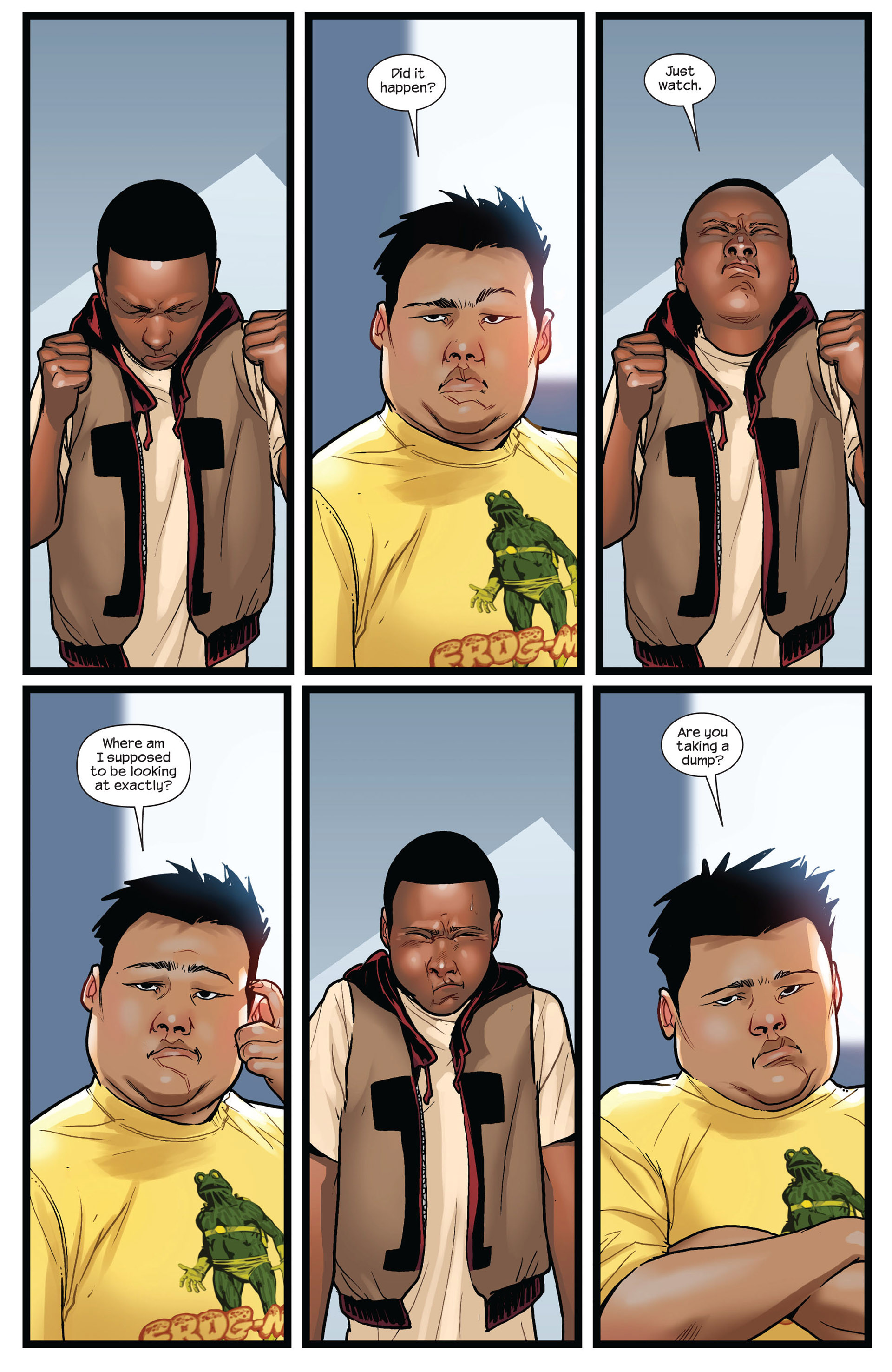 Read online Ultimate Comics Spider-Man (2011) comic -  Issue #2 - 8